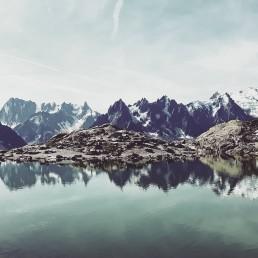 Tour de lit montagne