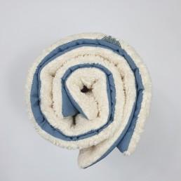 couverture bébé chaude coton biologique