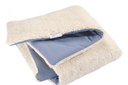 couverture bébé coton biologique